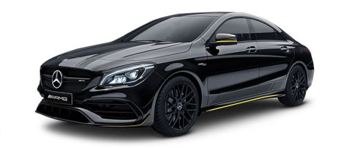 Mercedes-Benz CLA AMG 45 Aero Edition