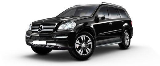 Mercedes-Benz GL-Class Pictures