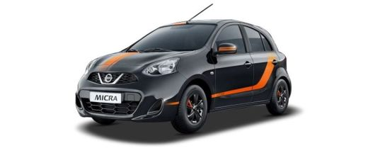 Nissan Micra Fashion Edition XL CVT