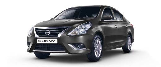 Nissan Sunny 2014-2016 Pictures