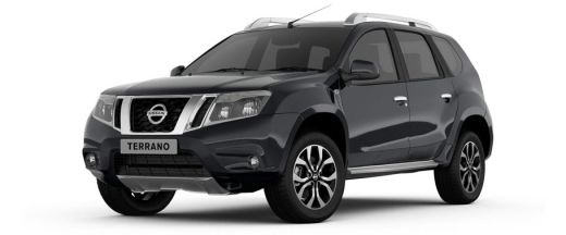 Nissan Terrano 2013-2017 Pictures
