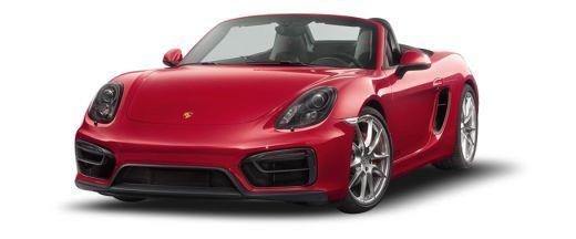 Porsche Boxster Pictures