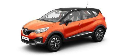Renault Captur 1.5 Petrol RXL