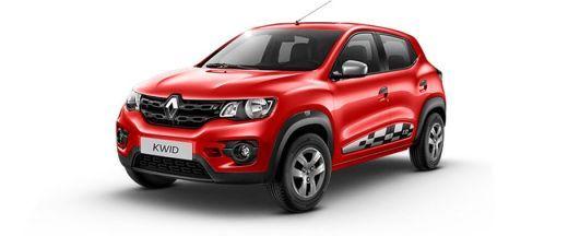 Renault KWID 1.0 RXL 02 Anniversary Edition