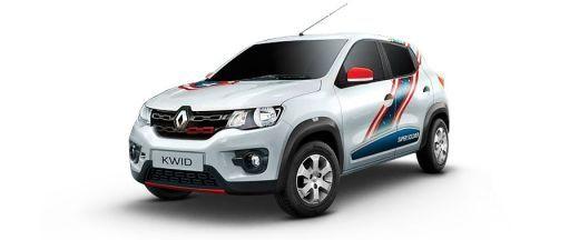 Renault KWID CAPTAIN AMERICA 1.0 MT