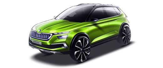 upcoming skoda cars in india 2018 karoq launch in december. Black Bedroom Furniture Sets. Home Design Ideas