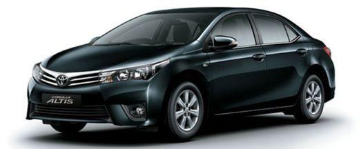 Toyota Corolla Altis 2013-2017 Pictures