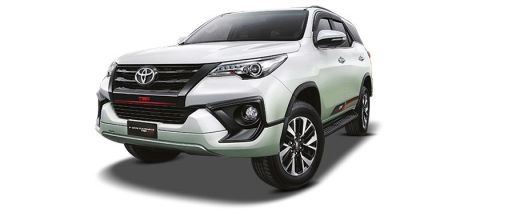 Toyota Fortuner TRD Sportivo 2.8 2WD AT