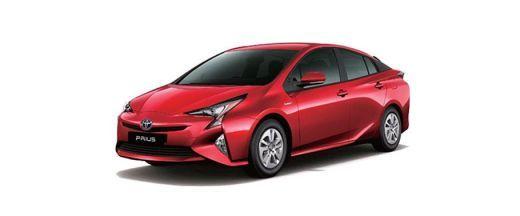 Toyota Prius 2009-2016 Pictures
