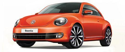 Volkswagen Beetle Pictures
