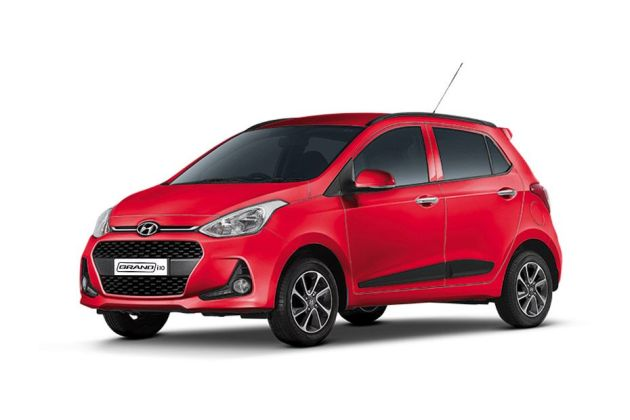 Hyundai Grand i10 1 2 CRDi Magna On-Road Price and Offers in