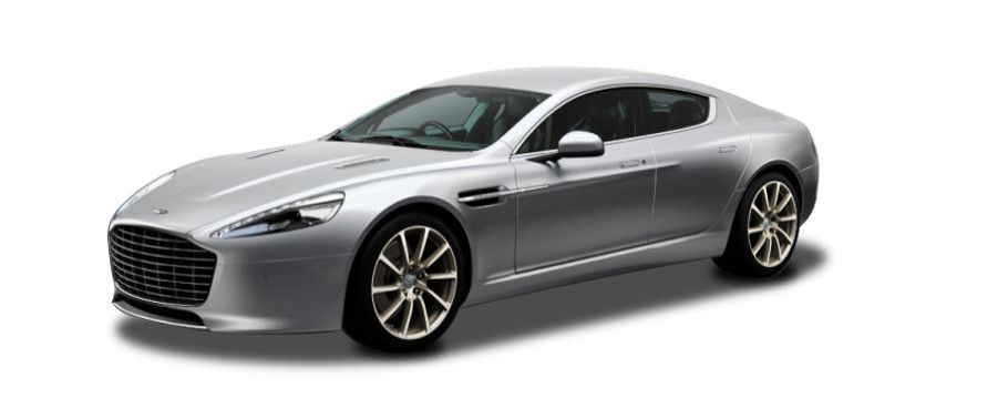 Aston Martin RapideLightning Silver Color