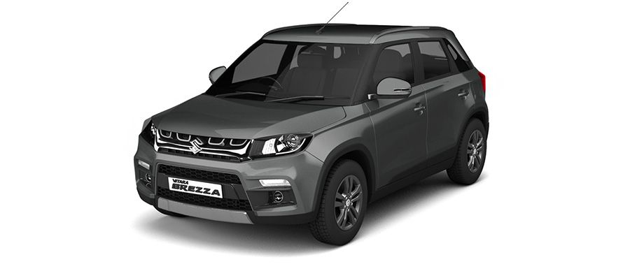 Maruti Vitara BrezzaGranite Grey Color
