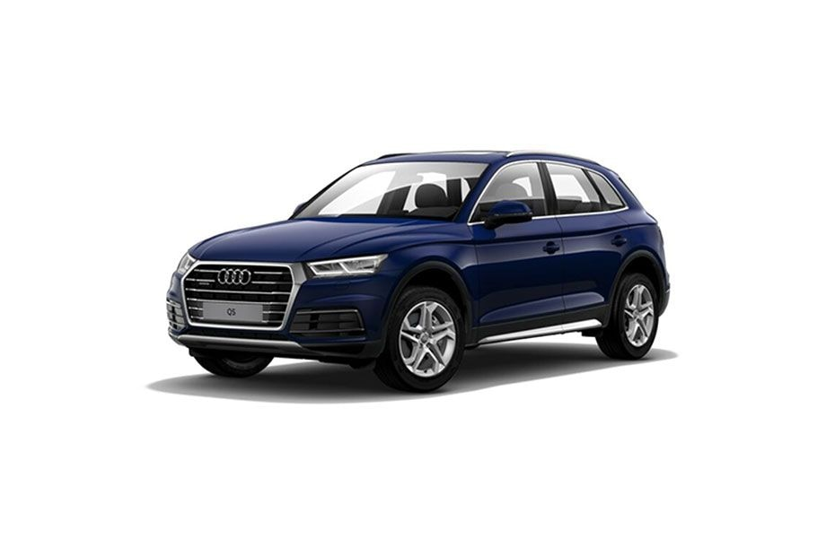 Audi Q5Navvara Blue Metallic Color
