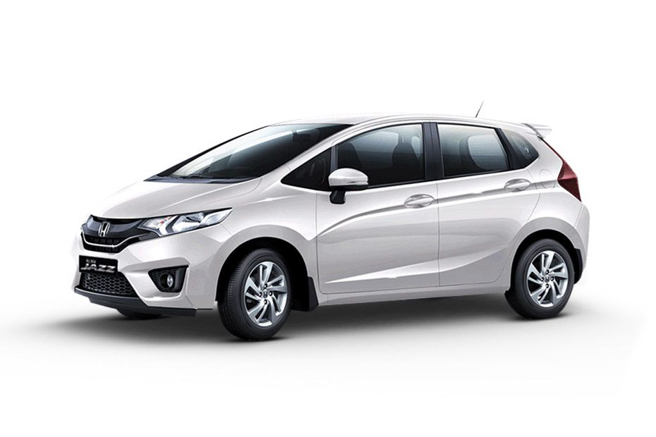 Honda JazzWhite Orchid Pearl Color