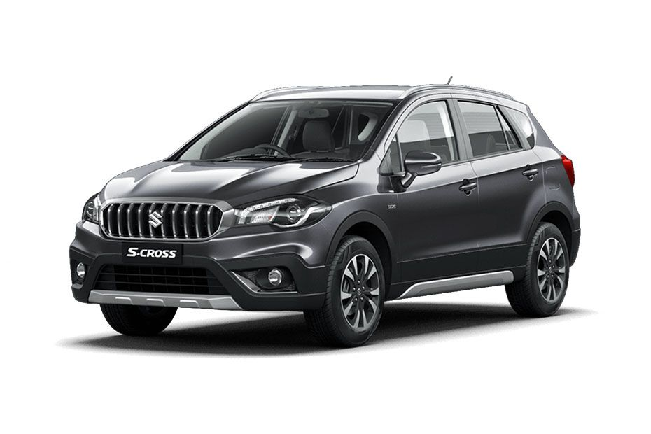 Maruti S-CrossGranite Grey Color