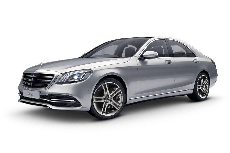 Mercedes-Benz S-ClassIridium Silver Color