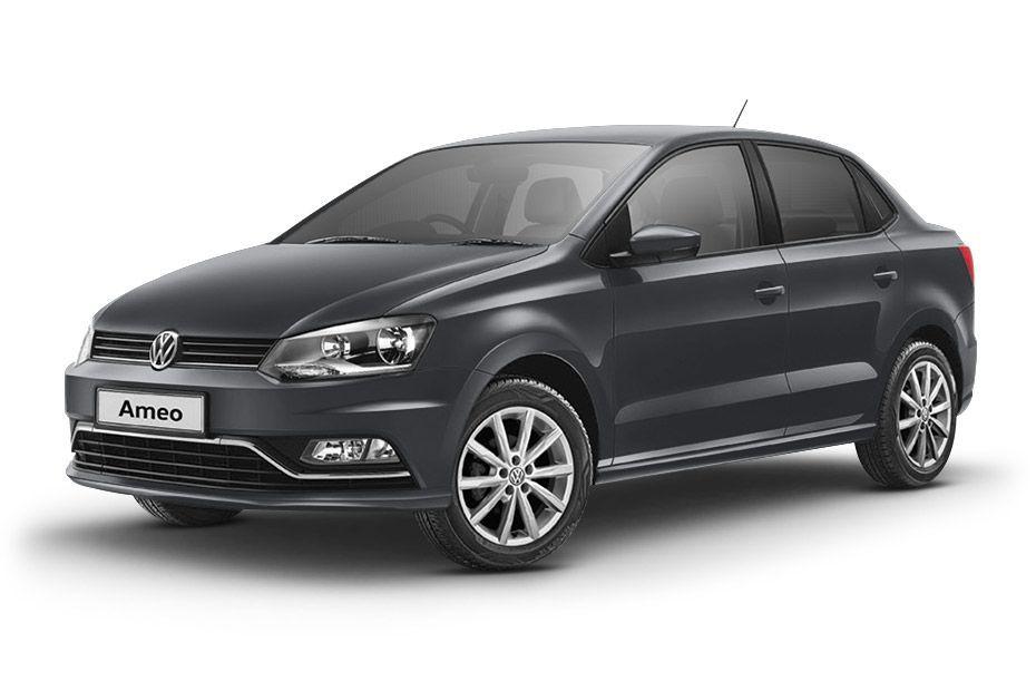 Volkswagen AmeoCarbon Steel Color