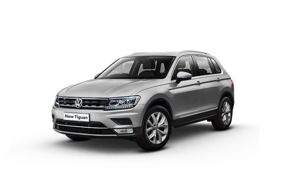 Volkswagen TiguanTungsten Silver Color