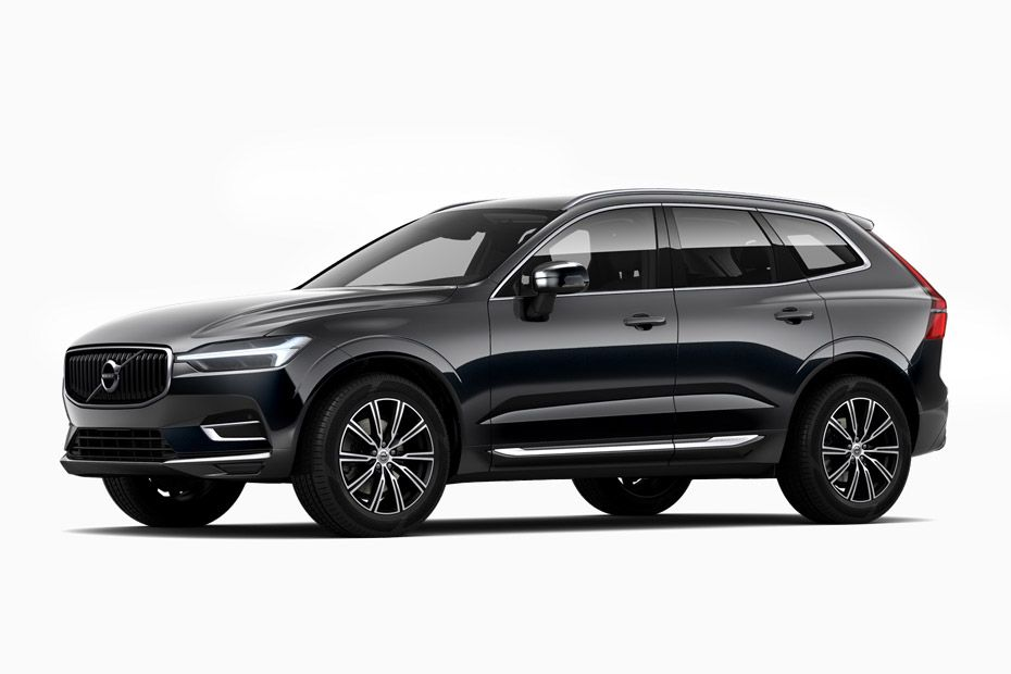 Volvo XC60Onyx Black Color