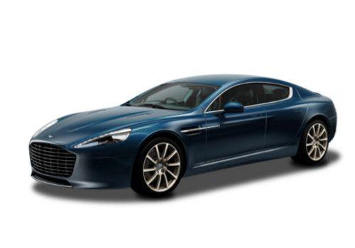 Aston Martin RapideOcellus Teal Color