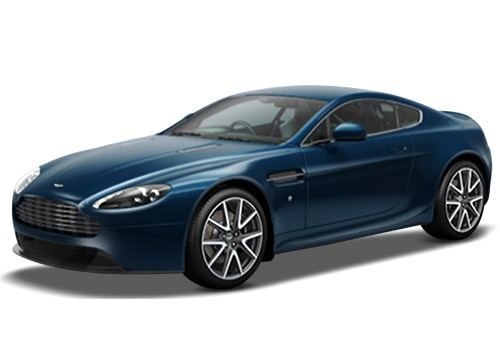 Aston Martin VantageOcellus Teal Color