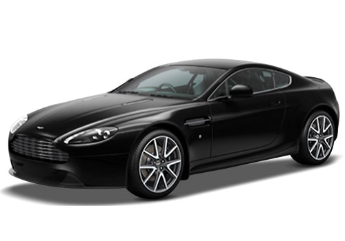 Aston Martin VantageOnyx Black Color