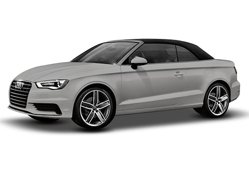 Audi A3 cabrioletLotus grey metallic Color