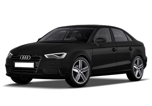 Audi A3Brilliant Black Color