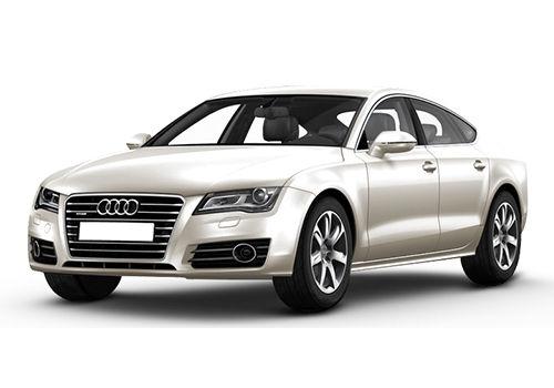 Audi A7 Ibis White