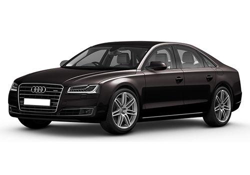 Audi A8Brilliant Black Color