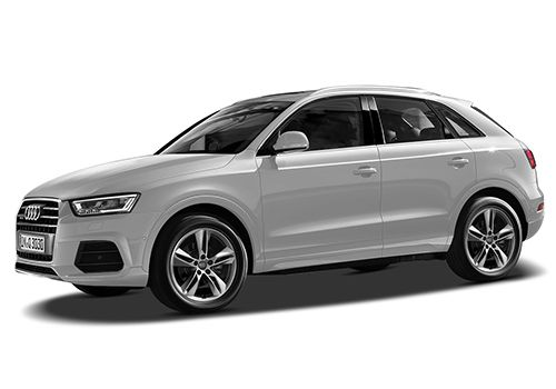 Audi Q3Floret Silver Metallic Color