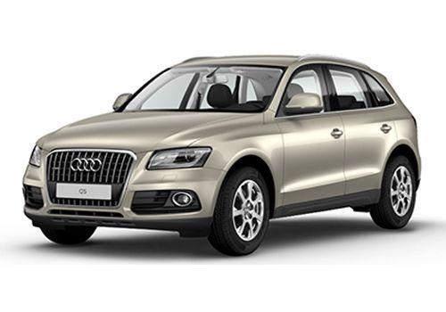 Audi Q5Floret Silver Metallic Color