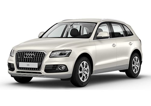 Audi Q5Ibis White Color