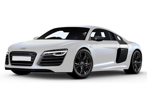 Audi R8Ice Silver Metallic Color
