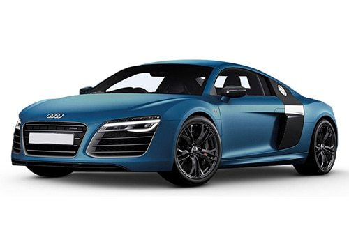 Audi R8Sepang Blue Pearl Effect Color