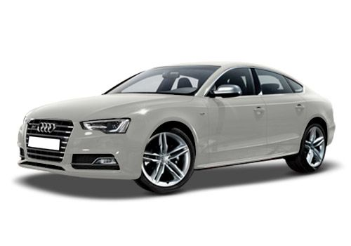 Audi S5 2015-2017Ibis White Color