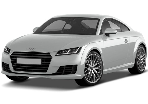 Audi TTIce Silver Color