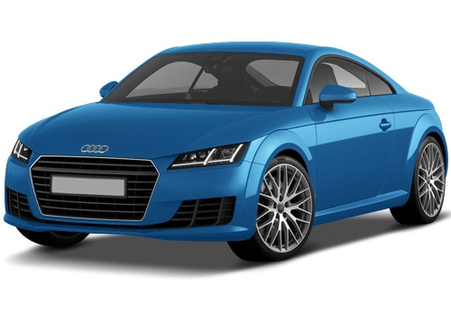 Audi TTSepang Blue Pearl Effect Color