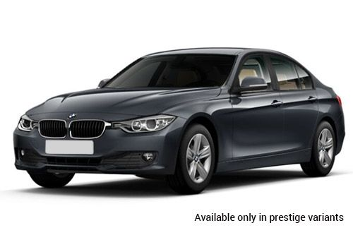 BMW 3 SeriesMineral Grey Prestige Variant Color