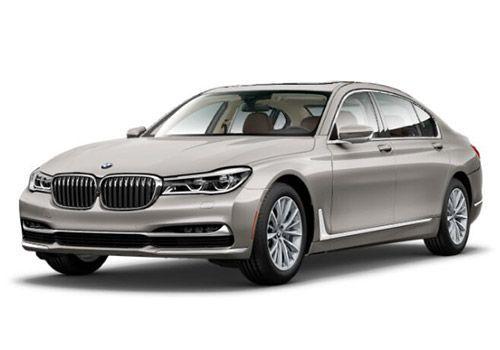 BMW 7 SeriesCashmere Silver Color