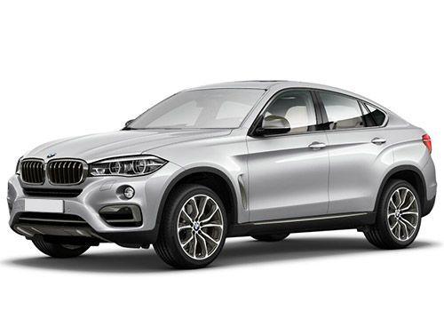 BMW X6Glacier Silver Color