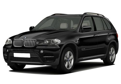 BMW X5 2007-2013 Black Sapphire