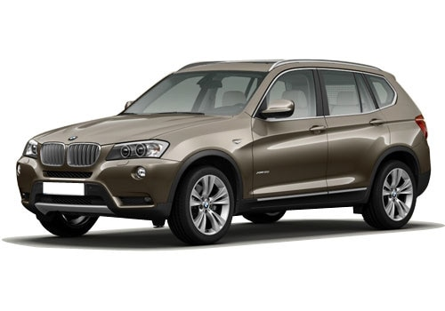 BMW X3 2011-2013 Pictures