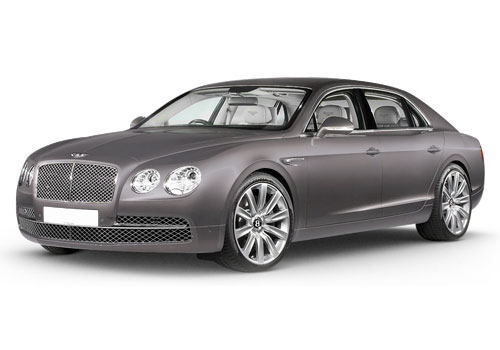 Bentley Flying SpurExtreme Silver Color