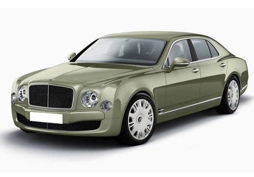 Bentley MulsanneAlpine Green Color
