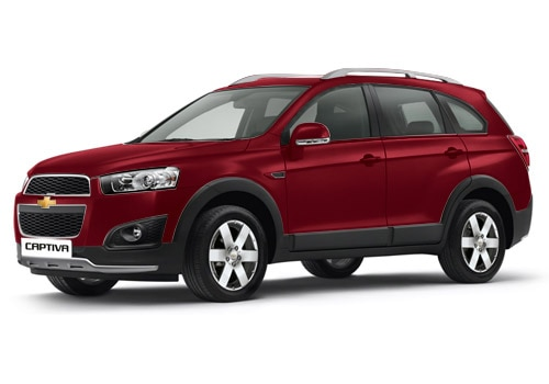 Chevrolet Captiva 2.2 AT AWD Price, Features & Specs, Images, Colors