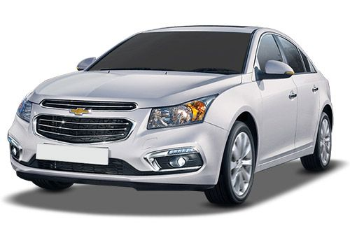 Chevrolet CruzeDiamond White Color