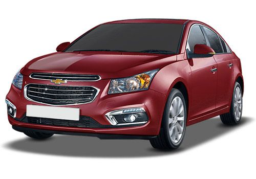 Chevrolet CruzeVelvet Red Color