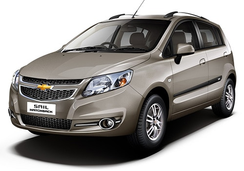 Chevrolet Sail UVA Petrol Manchester United Edition Colors ...